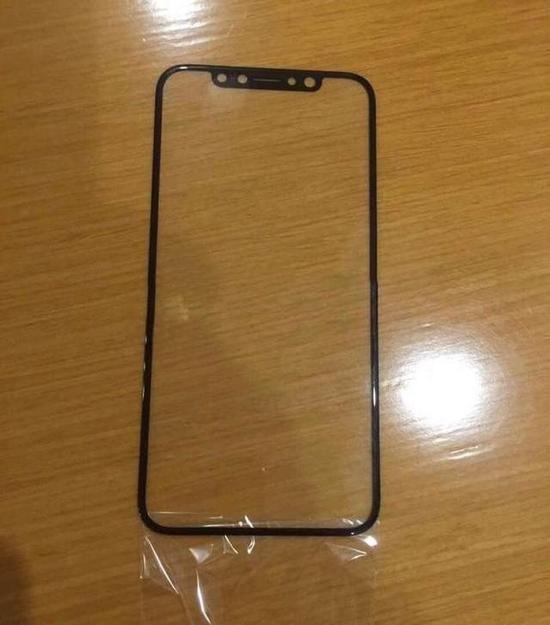 疑似新iPhone8的屏幕贴膜