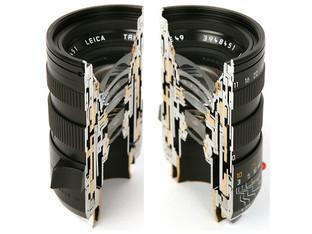 变焦过程与镜头模组
