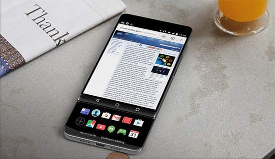 LG V30将于8月31日发布-V30于8月31日发布 保留副屏无边框