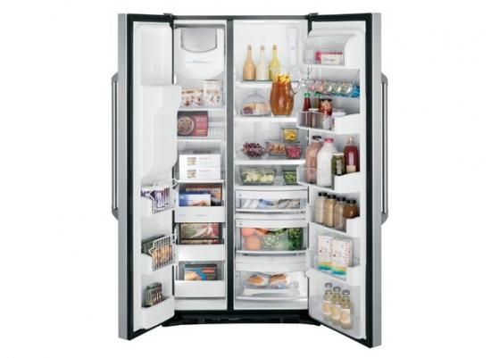冰箱内部填充的食材不宜过满