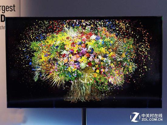 量子点技术的出现让电视色域覆盖率得到了进一步提升