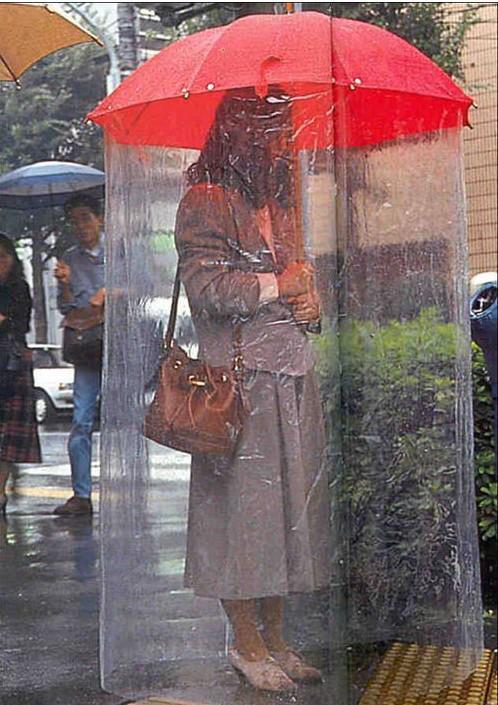全包型雨伞