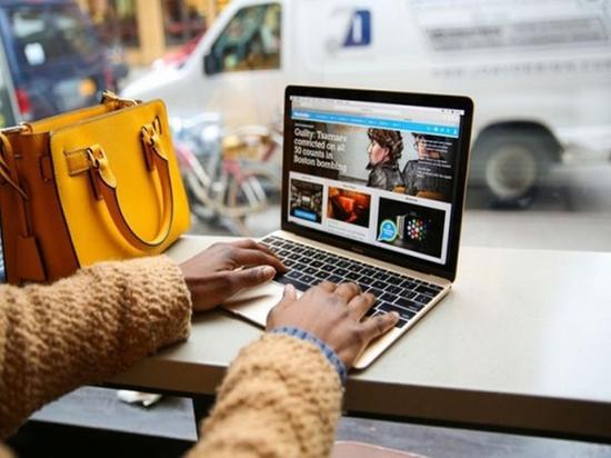 触屏MacBook已开发10年(图片来自baidu)