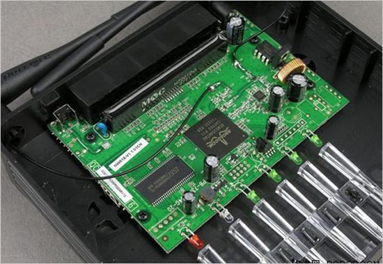 部分无线路由器的发射功率可以调节