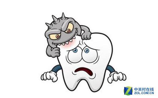 牙菌斑是导致口腔疾病的罪魁祸首