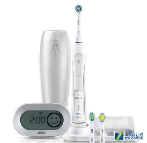 电动牙刷计时器