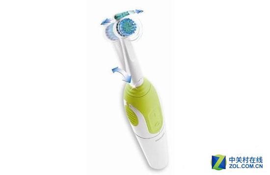 机械旋转式电动牙刷