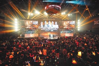 2016年第一届KPL联赛总决赛现场,仙阁战队以3:2战胜AG超玩会战队,获得80万人民币奖金。