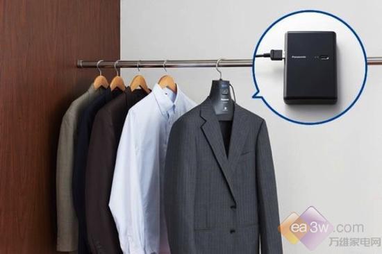 目前,该衣架预计于今年9月上市,售价位20000日元,约合人民币121元,还算是比较便宜。