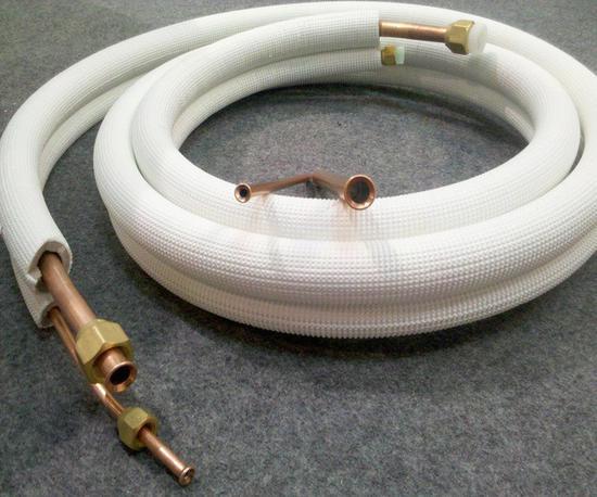 空调内外机连接管太长可能会导致不制冷