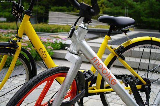 热钱太多 巨头站队,开挂的共享单车