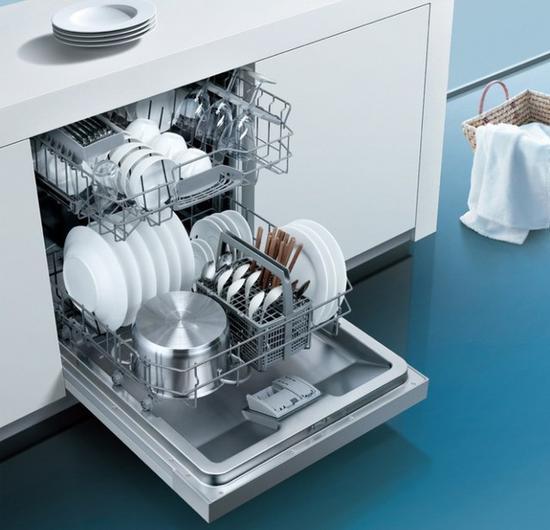 洗碗机让生活更舒适便捷