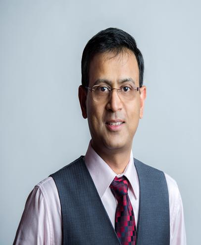 摩根大通企业和投资银行部亚太区银行科技主管Abhijit Gupta