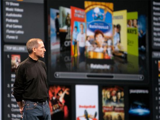 iTunes出现危机:数字电影份额下滑至20%(图片来自于谷歌)
