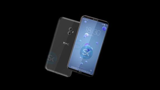 HTC U12曝光图