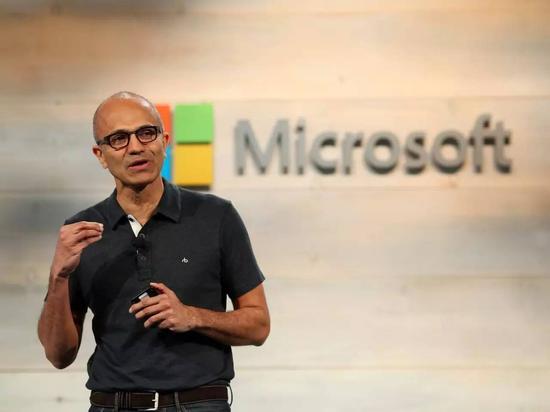 微软总裁萨提亚·纳德拉