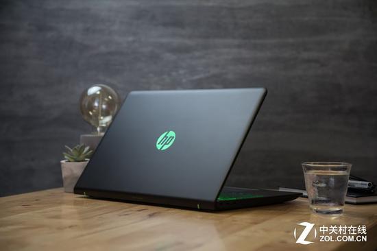 惠普光影精灵III代绿刃版游戏笔记本电脑