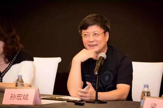 融创中国董事长孙宏斌当选乐视网董事。