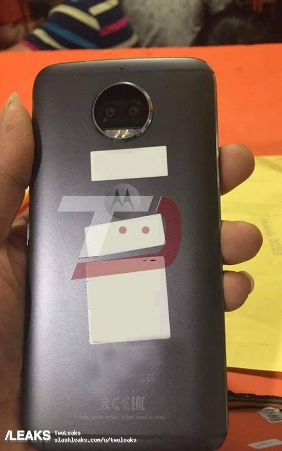 Moto G5S Plus曝真机照(图片来源phonearena)