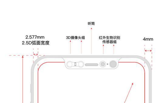 iPhone8概念设计示意图