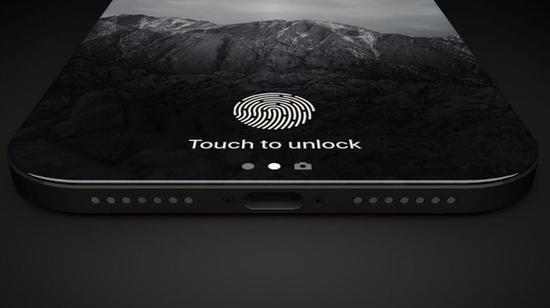 iPhone8會用屏內指紋識別嗎?