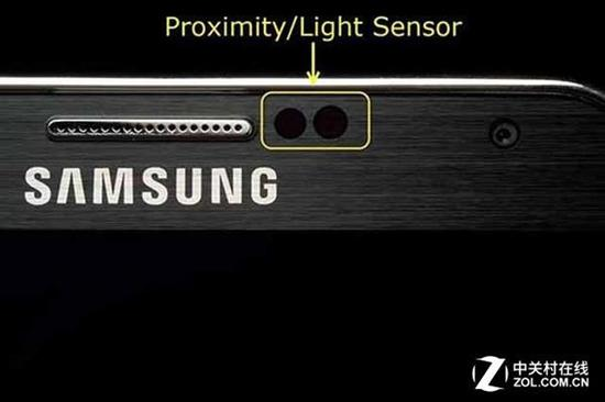距离/光线传感器