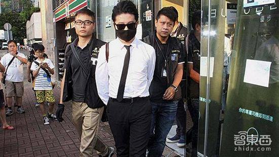 香港警方搜查Uber总部