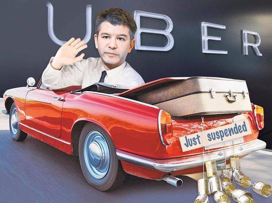 Uber全球大撤退:一场围剿与反围剿的生死战