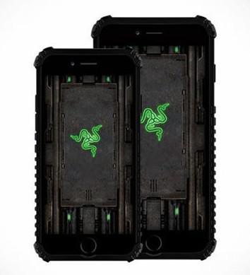主攻游戏玩家:雷蛇Razer也要出手机了