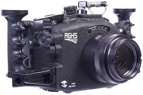 Aquatica发布新款松下Lumix DC-GH5相机防水罩!