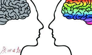 男女大脑存在差异,所以男人有理也吵不过太太?