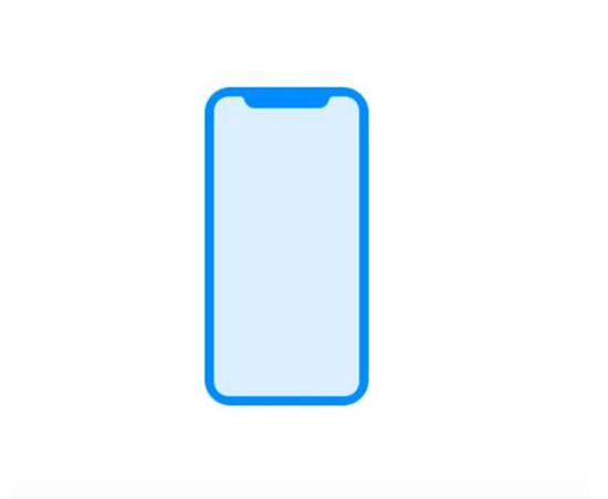 苹果固件代码泄密iPhone 8:全面屏 支持人脸识别解锁