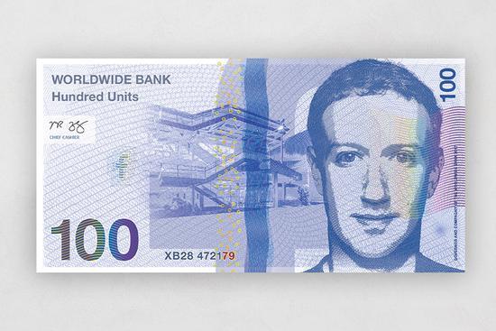 Facebook创始人马克-扎克伯格