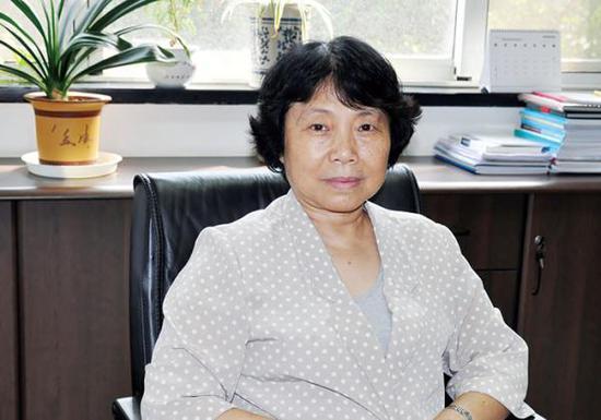 中国科学院院士、南京天文光学技术研究所崔向群