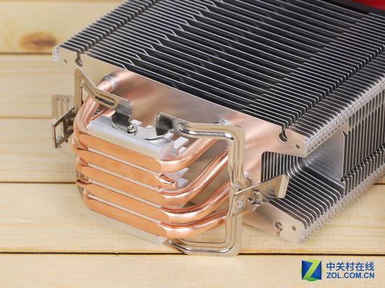 四热管以上的风冷散热器
