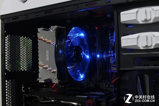 i7级别的CPU应该搭配4热管散热器