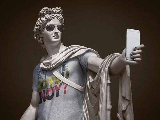 古希腊雕像一点也不污 艺术家却给他们穿衣服