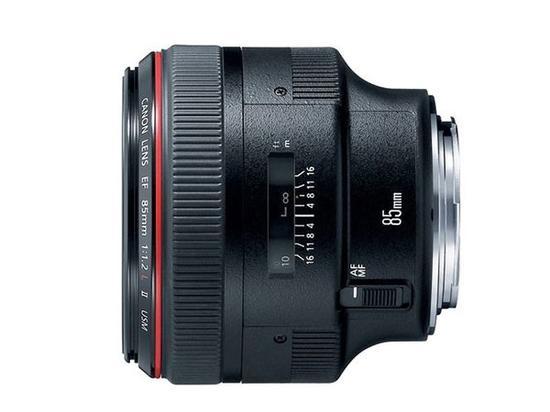 佳能 EF 85MM F1.2 L II USM参考价:读取中...图片点评报价参数概览