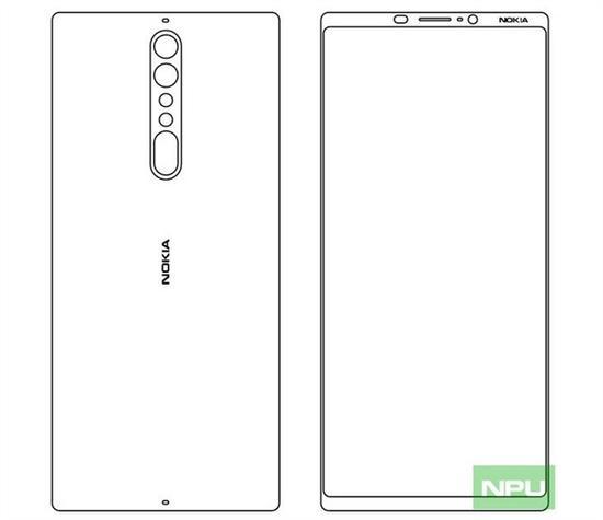 外界普遍猜测,这无意中证实了Nokia 9的存在。