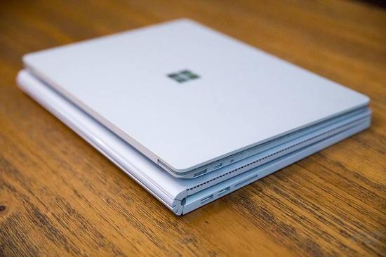 SurfaceLaptop和SurfaceBook被消费者报告移出推荐名单。