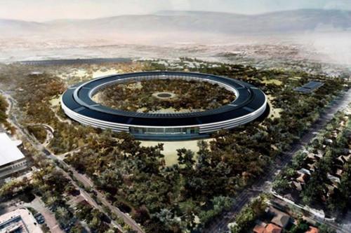 苹果新总部即将落成:周围房价飞涨居民却不高兴