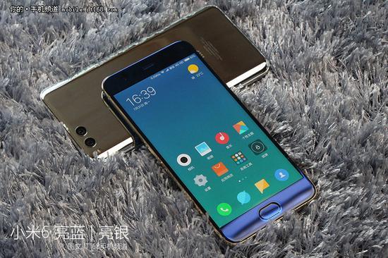 小米6支持全功能NFC
