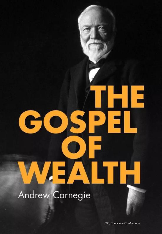 《财富的福音》试图回答一个微妙的问题:作为文明基础的那些法则已经使财富集中到了少数人的手中,既然如此,那么管理财富的适当方式是什么呢?