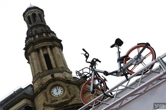 共享单车众生相:高奏凯歌、战略转移或者站着死