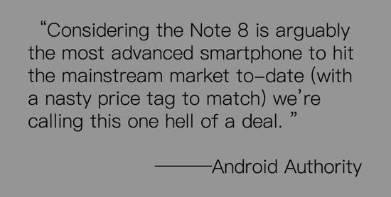 AndroidAuthority:主流市场上先进的手机