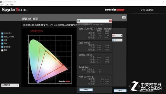 75%的AdobeRGB