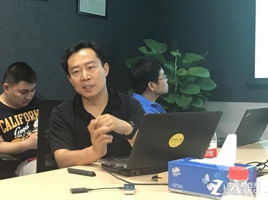 QualcommTechnologies产品管理总监JasonTao