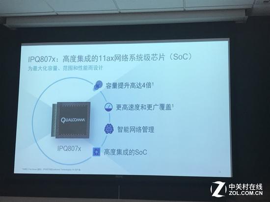 8×8MI-MUMO11ax的芯片
