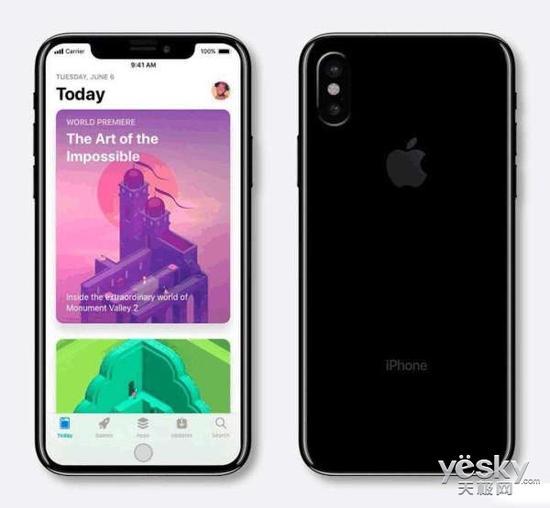 iPhone8 設計