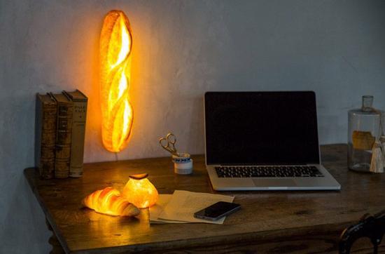 巴塔面包灯